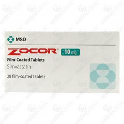 Zocor 40mg x 84